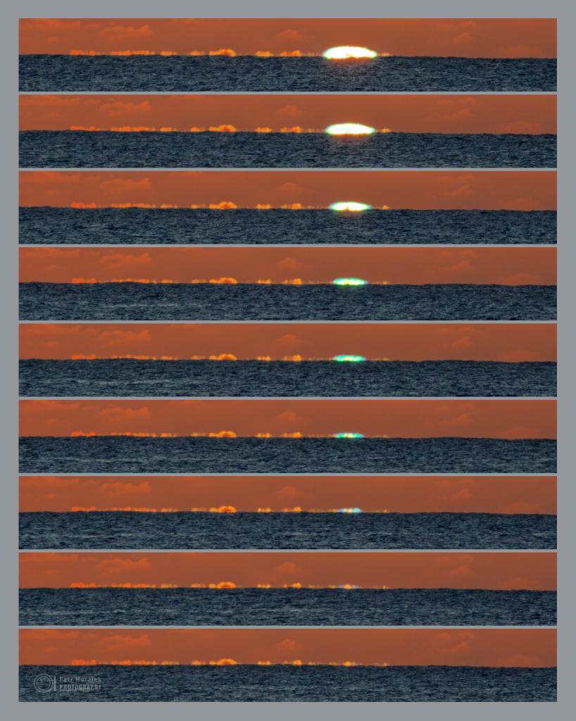 A postcard from Rarotonga sunset