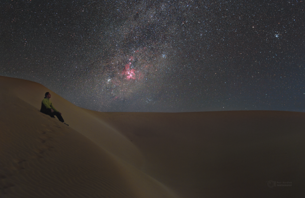 On the threshold of creation