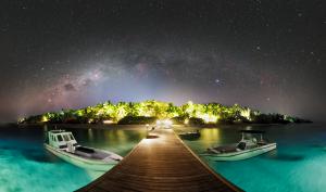Milky Way over Soveva Fushi