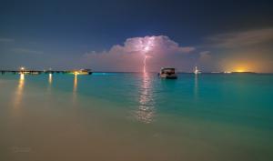 Lightning by Soneva Fushi