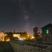Dream night over Broumov Monastery