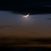 Moon, Venus and Jupiter meeting in the sky