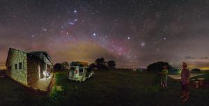 Podmaněni namibským nebem