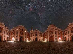 Hvězdy nad Broumovem