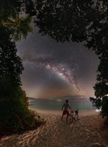 Ohromen vesmírem